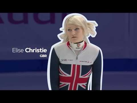 Elise Christie (GBR) wins in Seoul
