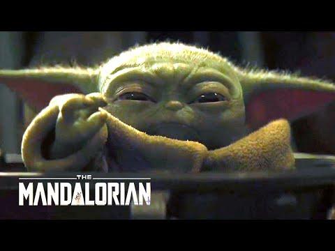 The Mandalorian Season 2 Duel of the Fates Clip Breakdown - Star Wars Easter Eggs