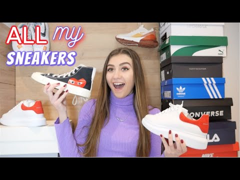 all-my-sneakers