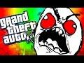 EXTREME JAHOVA RAGE! - GTA 5!