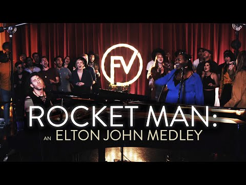 Rocket Man: An Elton John Medley - Flight of Voices