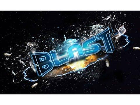 Playing BLAST 888 Poker 4 Hand