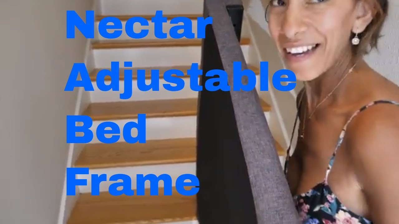 Nectar Adjustable Bed Frame Review And Assembly Youtube