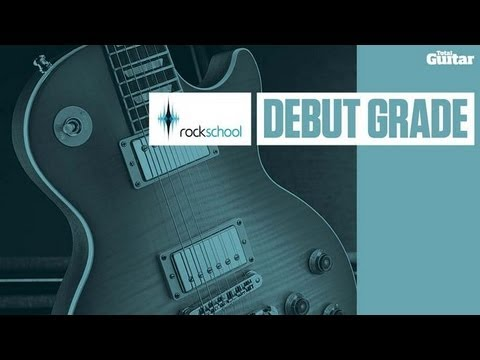 Rockschool Debut Grade - Ear Tests (TG232)