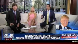Full interview: Donald Trump,  May 22