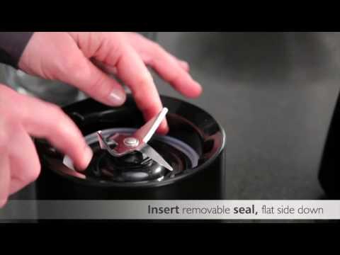 Kitchenaid Architect 5 Speed Blender the kitchenaid® 5-speed blender with glass pitcher - assembly