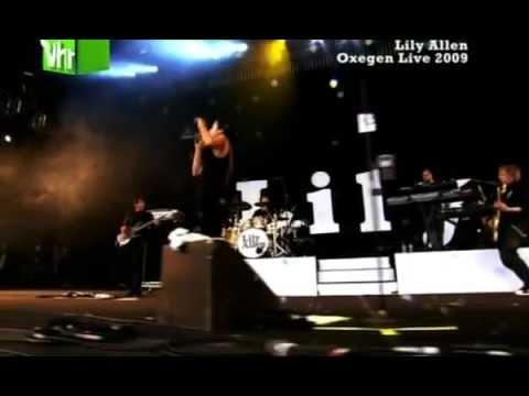 Lily Allen - Oxegen Festival 2009 - Full Concert