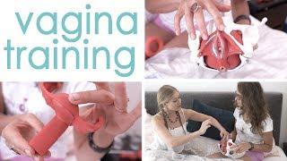 VAGINATRAINING - Enger durch Intimmuskel Building