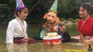 Làm Sinh Nhật Trư Bát Giới Tròn 2700 Tuổi Ở Dưới Nước Độc Lạ Và Những Màn Troll Nhớ Đời