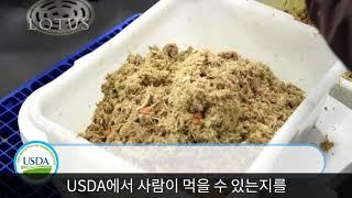 로투스 주식캔 파테,쥬시 제조 동영상