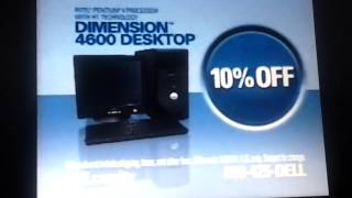 Dell Commercial Ad 2004