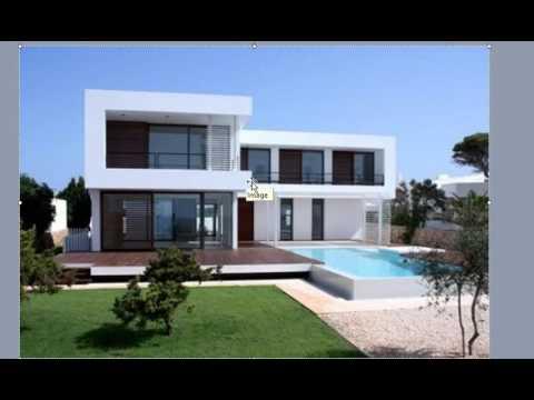 Construction D'Une Maison Moderne Partie 1/4 Tuto Minecraft - Youtube
