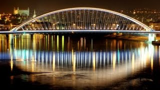 ✵Цены в Братиславе, Словакия на продукты, жилье, транспорт  Time Travel ✵