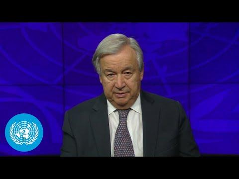 International Day of Peace 2021 - António Guterres (UN Secre