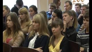 В Златоустовском индустриальном колледже сегодня состоялся урок для молодых избирателей
