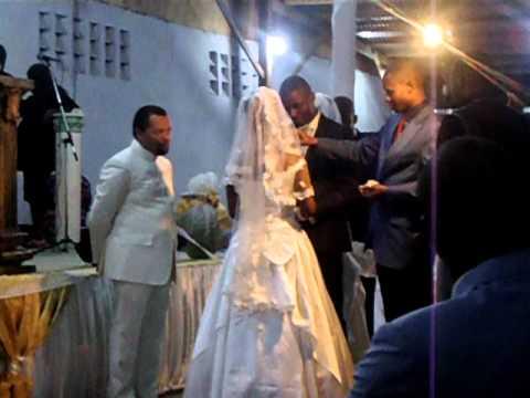 mariage nadege mbumba et alex kisiata