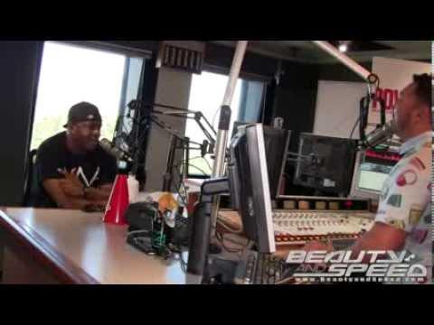 Superstar DJ ROS Power 96.1 Atlanta Interview