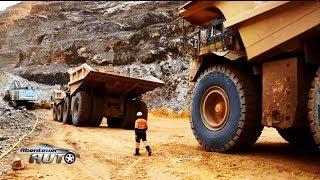 Riesen-Reifen im Einsatz | Muldenkipper in der Diamantmine | Abenteuer Auto Classics