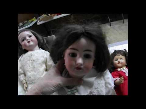2/18/2017 Antique Toy & Doll Auction Preview