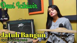 Gambar cover Jatuh Bangun - Meggi Z - Dewi Icikiwir - Cover Orgen Tunggal Dangdut |JhonedyBs Official
