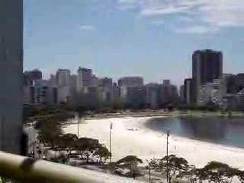 Enseada de Botafogo com Pão de Açúcar