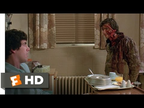 An American Werewolf in London 1981  Jack's Warning  410  Movies