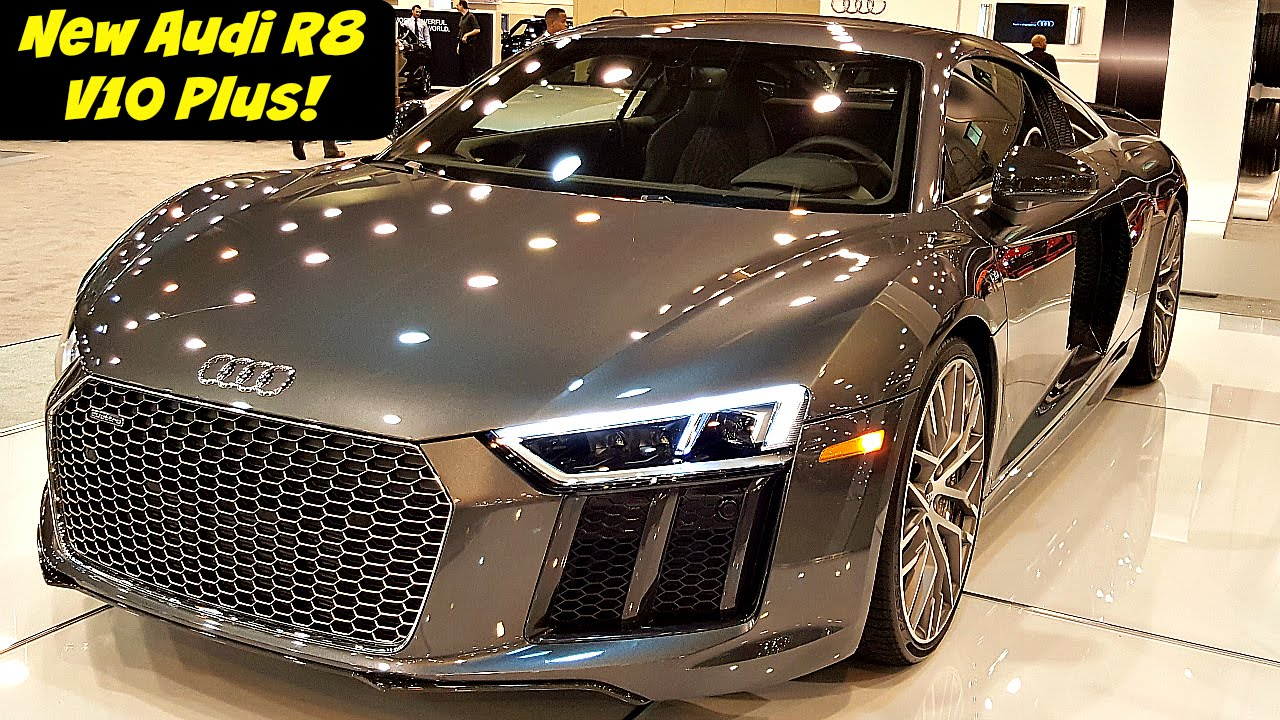 the new 2017 audi r8 v10 plus in 4k ultra hd by john d villarreal youtube. Black Bedroom Furniture Sets. Home Design Ideas