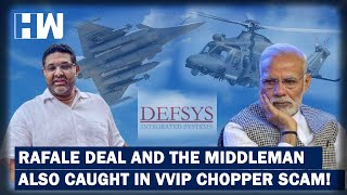 Corruption In Rafale Deal? French Media Reveals Middleman Involvement| Dassault Aviation| Defsys