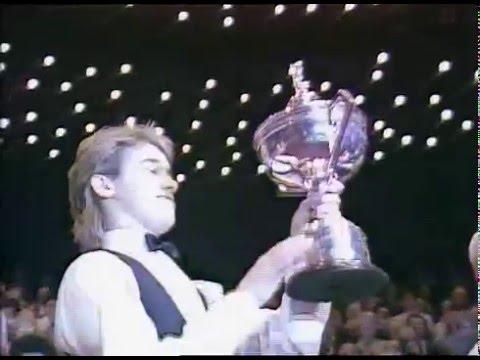 1990 World Snooker Championship Final - Stephen Hendry v Jimmy White