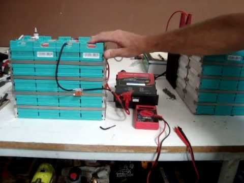 Lithium Battery Bottom Balancing