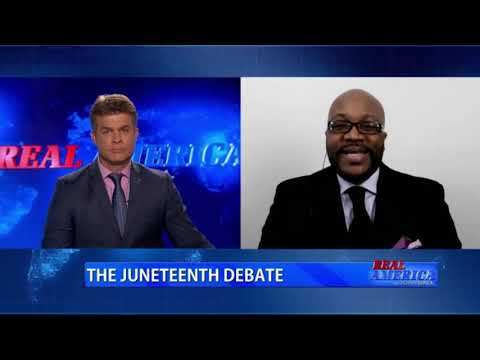 Unhyphenated America tells OANN that Juneteenth is not the right Freedom Day –  06/18/2021