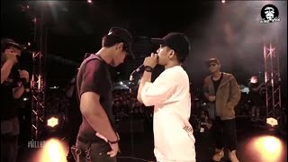 The Best Rap Battle EP3 I Nil Lhohitz