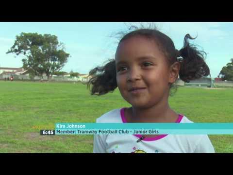 U12 Girls Soccer Joga Bonito Soccer Club Red 06-11-2016