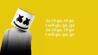 Marshmello ft. Bastille - Happier (lyrics) (letra) download Karaoke