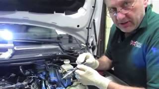 Replacing the Timing Chain On a Range Rover Sport and Late Model 5.0L and 3.0L Land Rovers and Range Rovers