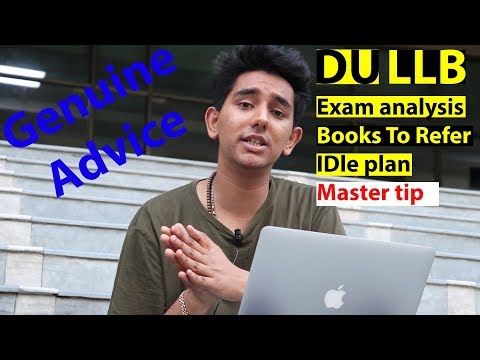 DU LLB SUBJECT WISE ANALYSIS | MISSION ADMISSION #3 | BEST BOOKS | HOW TO TACKLE SUBJECTS