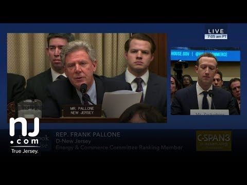 Rep. Pallone to Zuckerberg: Will you limit privacy settings for Facebook users?