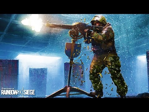 I'm Epicness Itself (THE LORD) Rainbow Six Siege Gameplay & Funny Moments