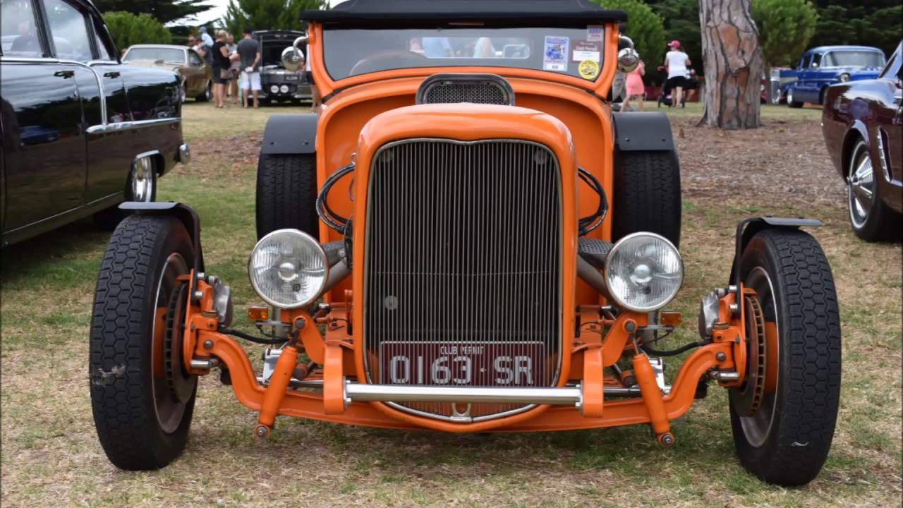 Queenscliff Car Show