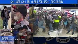 Capitol Violence: AFO #245
