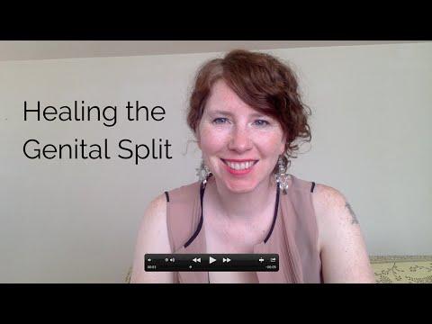 Genital Split