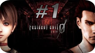 Resident Evil Zero HD Remaster - Gameplay Español - Capitulo 1 - 1080pHD