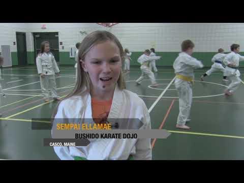 Raymond Rec Karate