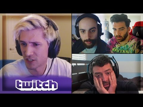 xQc gets MAD at Tyler1 | Boneclinks loses 80K BANNED | ItsSlikeR on HasanAbi