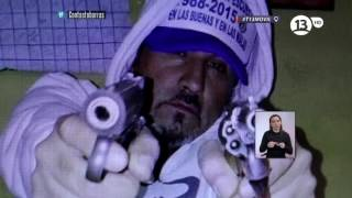 """Contacto: """"Los barristas más peligrosos de Chile"""""""