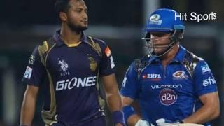 আইপিএলে জনপ্রিয়তার সেরা পাঁচে সাকিব আল হাসান Shakib Al Hasan - IPLT20-2017
