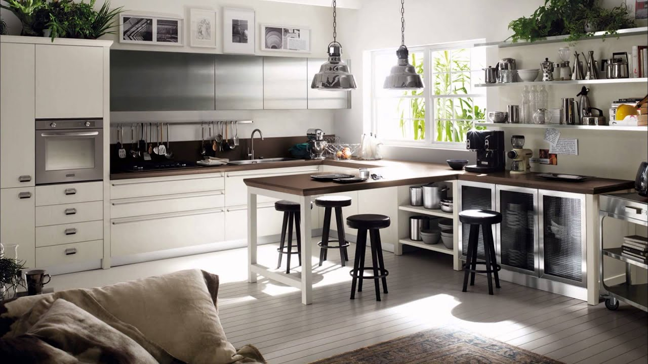 Italian Kitchen Cabinets design ideas and photos