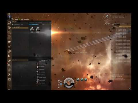 EvE Online: Ranting, Raving, Mining, Refining, Another day in Dabrid
