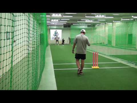 Spin Bowling Tips  - Spin Bowling Drill - Cricket Tips with Cameron Boyce