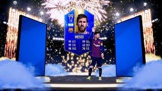 MESSI 99 ... LOS TOTS DE LA LIGA !! DjMaRiiO - FIFA 19